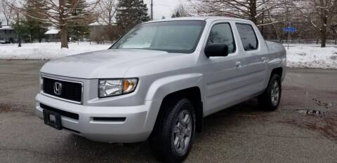 2007 Honda Ridgeline for sale at Sinclair Auto Inc. in Pendleton IN
