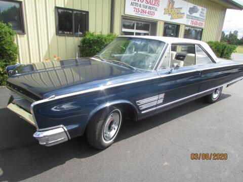 1966 Chrysler 300 for sale at Toybox Rides in Black River Falls WI