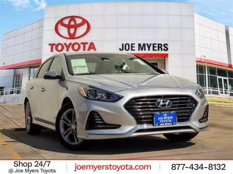 2018 Hyundai Sonata for sale at Joe Myers Toyota PreOwned in Houston TX