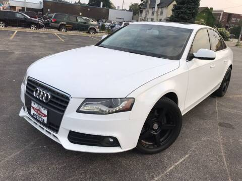 2010 Audi A4 for sale at Your Car Source in Kenosha WI