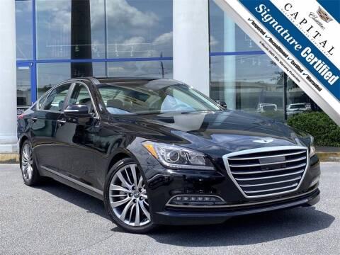 2015 Hyundai Genesis for sale at Capital Cadillac of Atlanta in Smyrna GA