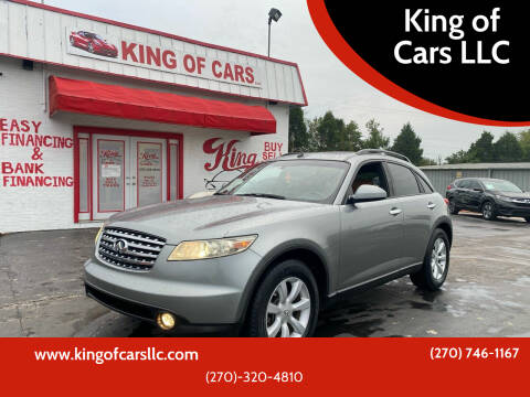 2005 Infiniti FX35 for sale at King of Cars LLC in Bowling Green KY