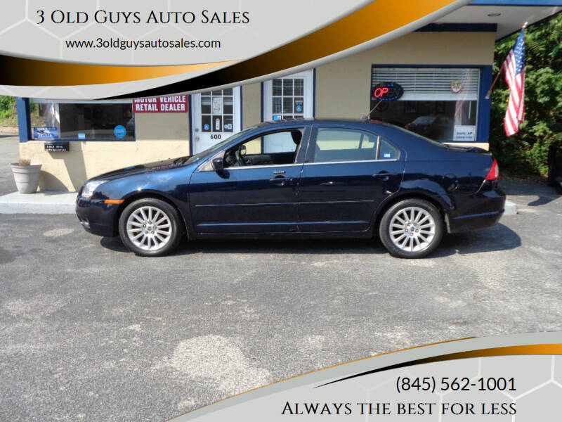 2009 Mercury Milan for sale at 3 Old Guys Auto Sales in Newburgh NY