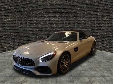2018 Mercedes-Benz AMG GT for sale at Montclair Motor Car in Montclair NJ