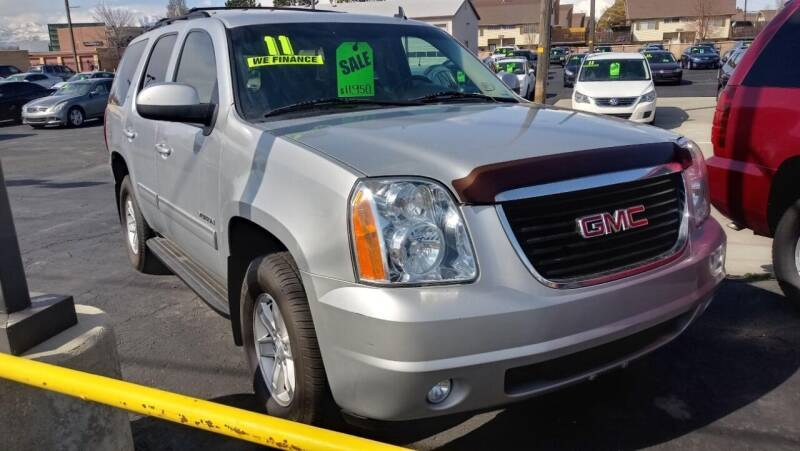 2011 GMC Yukon for sale at Choice Motors of Salt Lake City in West Valley  City UT