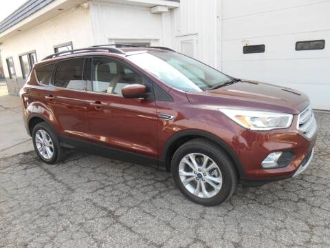 2018 Ford Escape for sale at Unity Motors LLC in Jenison MI
