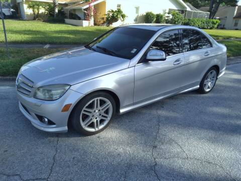 2008 Mercedes-Benz C-Class for sale at Low Price Auto Sales LLC in Palm Harbor FL
