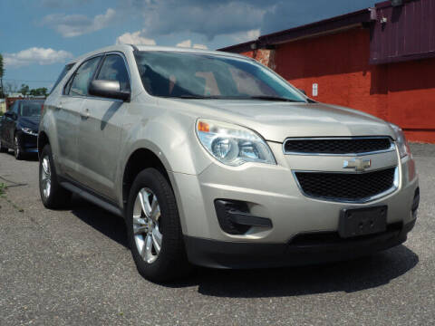 2011 Chevrolet Equinox for sale at Sunrise Used Cars INC in Lindenhurst NY