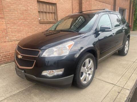 2012 Chevrolet Traverse for sale at Domestic Travels Auto Sales in Cleveland OH