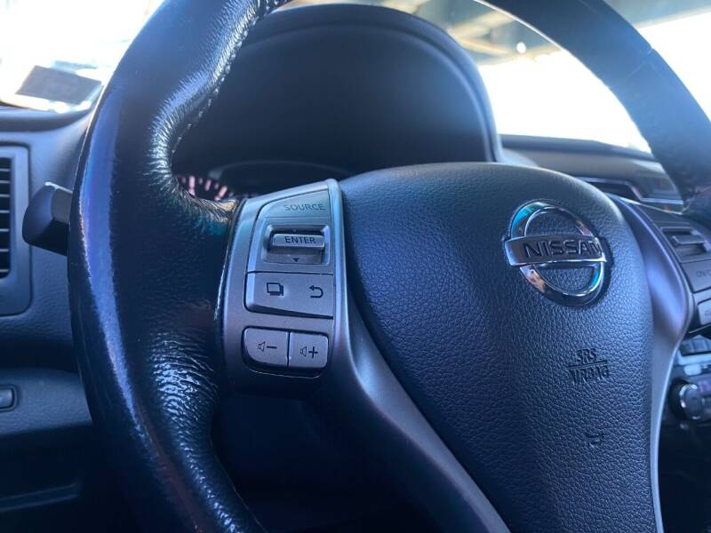 2013 Nissan Altima 2.5 SV 4dr Sedan - Philladelphia PA