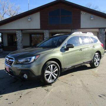 2019 Subaru Outback for sale at PRIME RATE MOTORS in Sheridan WY
