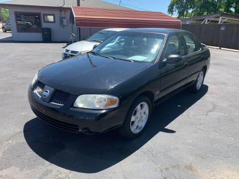 2006 Nissan Sentra for sale at Elliott Autos in Killeen TX