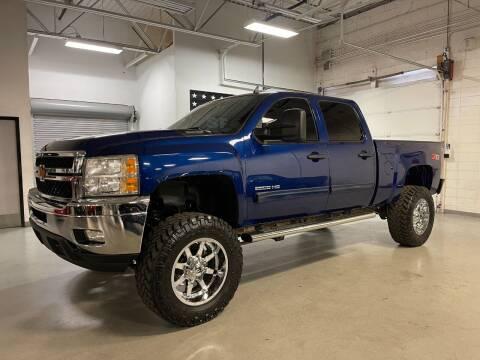 2013 Chevrolet Silverado 2500HD for sale at Arizona Specialty Motors in Tempe AZ