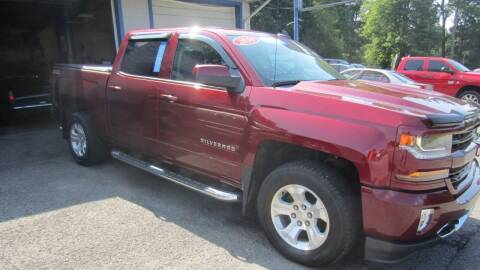 2016 Chevrolet Silverado 1500 for sale at Auto Outlet of Morgantown in Morgantown WV