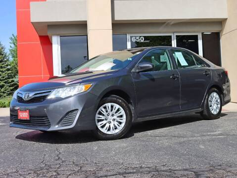 2012 Toyota Camry for sale at Schaumburg Pre Driven in Schaumburg IL