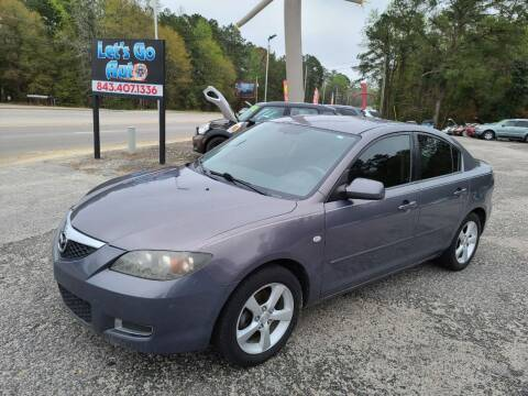 2007 Mazda MAZDA3 for sale at Let's Go Auto in Florence SC