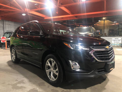 2018 Chevrolet Equinox for sale at Champs Auto Sales in Detroit MI