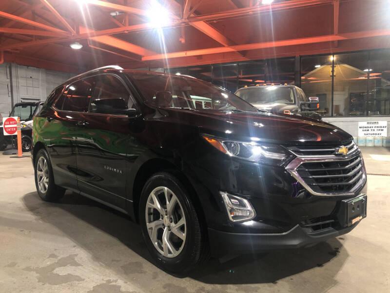 2018 Chevrolet Equinox for sale at Champs Auto Sales in Detroit MI