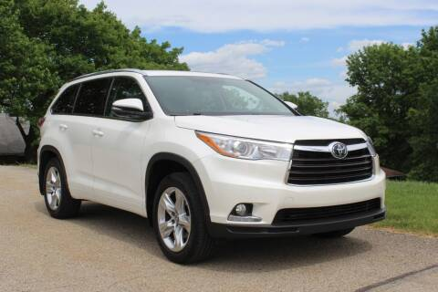 2016 Toyota Highlander for sale at Harrison Auto Sales in Irwin PA