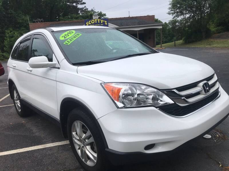 2010 Honda CR-V for sale at Scotty's Auto Sales, Inc. in Elkin NC