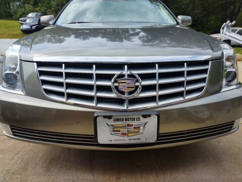 2010 Cadillac DTS for sale at Lanier Motor Company in Lexington NC