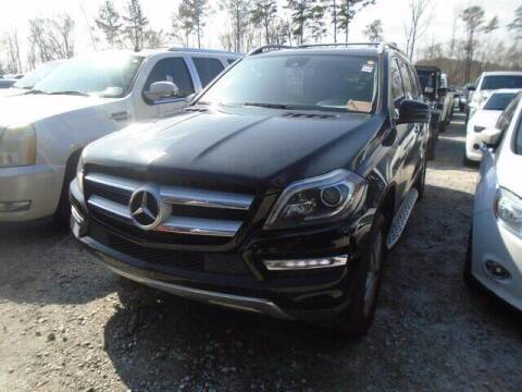 2015 Mercedes-Benz GL-Class for sale at Hickory Used Car Superstore in Hickory NC