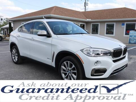 2018 BMW X6 for sale at Universal Auto Sales in Plant City FL
