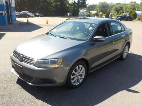 2013 Volkswagen Jetta for sale at RTE 123 Village Auto Sales Inc. in Attleboro MA