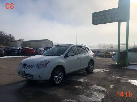 2008 Nissan Rogue for sale at Independent Auto in Belle Fourche SD