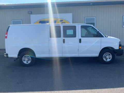 2020 Chevrolet Express Cargo for sale at TJ's Auto in Wisconsin Rapids WI