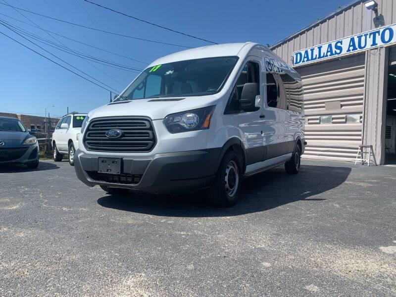 2017 Ford Transit Passenger for sale at Dallas Auto Drive in Dallas TX