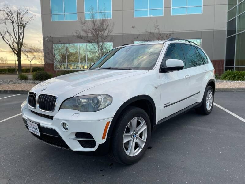2011 BMW X5 for sale at TREE CITY AUTO in Rancho Cordova CA
