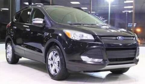 2016 Ford Escape for sale at Car Culture in Warren OH