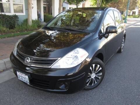 2011 Nissan Versa for sale at PREFERRED MOTOR CARS in Covina CA
