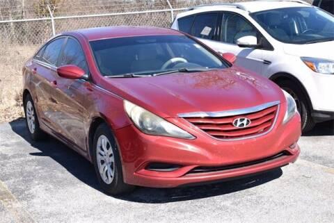 2011 Hyundai Sonata for sale at BOB ROHRMAN FORT WAYNE TOYOTA in Fort Wayne IN