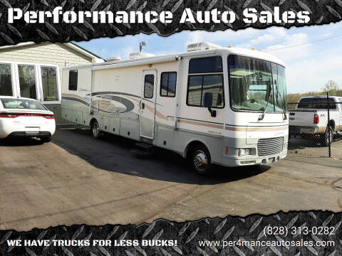 2000 Ford Motorhome Chassis for sale at Performance Auto Sales in Hickory NC
