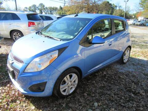 2014 Chevrolet Spark for sale at Dallas Auto Mart in Dallas GA