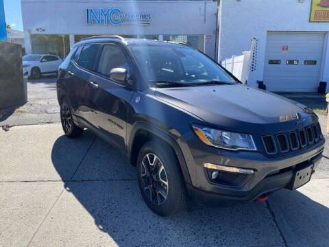 2019 Jeep Compass for sale at NYC Motorcars in Freeport NY