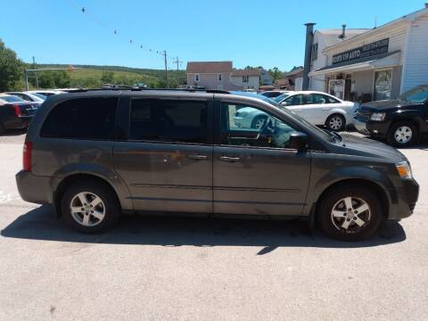 2010 Dodge Grand Caravan for sale at ROUTE 119 AUTO SALES & SVC in Homer City PA