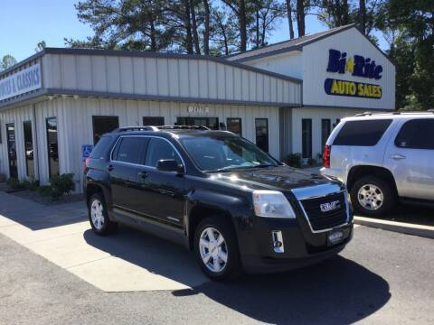 2013 GMC Terrain for sale at Bi Rite Auto Sales in Seaford DE