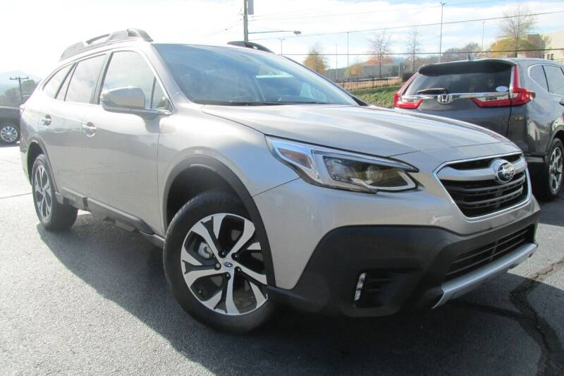 2020 Subaru Outback for sale at Tilleys Auto Sales in Wilkesboro NC