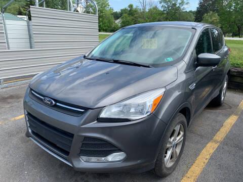 2013 Ford Escape for sale at BURNWORTH AUTO INC in Windber PA