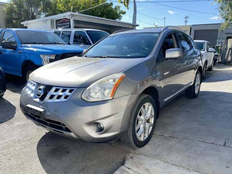 2012 Nissan Rogue for sale at Citywide Auto Group LLC in Pompano Beach FL