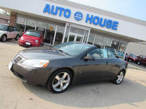 2006 Pontiac G6 for sale at Auto House Motors in Downers Grove IL