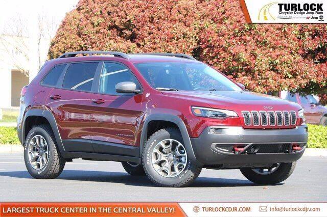 2021 Jeep Cherokee for sale in Turlock, CA