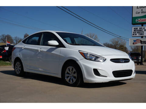 2017 Hyundai Accent for sale at Sand Springs Auto Source in Sand Springs OK