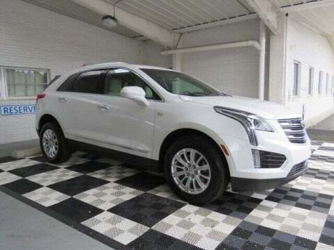 2019 Cadillac XT5 for sale at McLaughlin Ford in Sumter SC