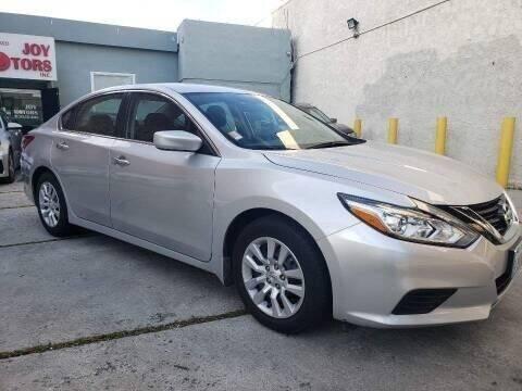 2018 Nissan Altima for sale at Joy Motors in Los Angeles CA
