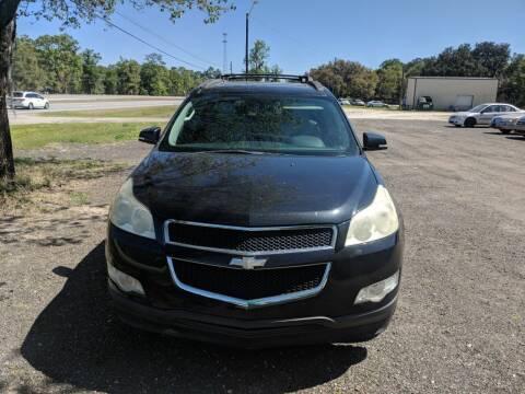 2009 Chevrolet Traverse for sale at Ebert Auto Sales in Valdosta GA