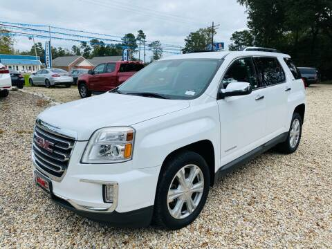 2016 GMC Terrain for sale at Southeast Auto Inc in Albany LA